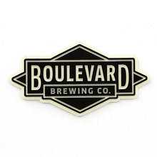 Load image into Gallery viewer, Boulevard Diamond Logo white background