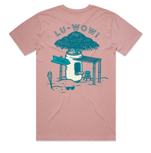 Load image into Gallery viewer, Fling Mai Tai Tee Back
