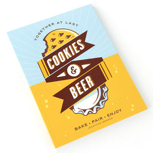 Cookies and Beer Book cover clean