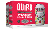 Load image into Gallery viewer, Quirk Strawberry Lemon & Basil Six Pack Box