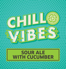 Load image into Gallery viewer, Chill Vibes Six Pack 12 oz LOGO