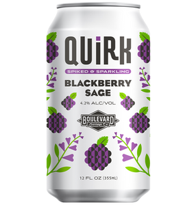 Quirk Blackberry Sage Can