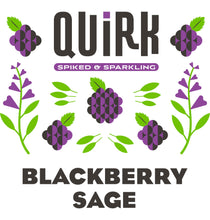 Load image into Gallery viewer, Quirk Blackberry Sage Logo