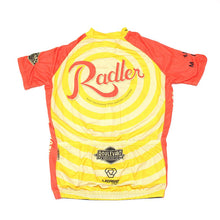 Load image into Gallery viewer, Radler Bicycle Jersey Art Back