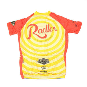 Radler Bicycle Jersey Art Back