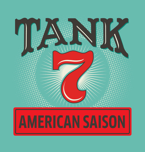 Tank 7 Four Pack 16 oz. cans LOGO