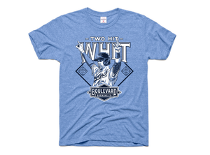 Two Hit Whit Tee Front Art