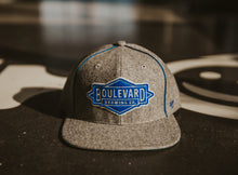 Load image into Gallery viewer, Diamond Logo Pilgrimage Captain Cap FRONT