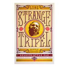 Load image into Gallery viewer, Hammerpress Long Strange Tripel Poster
