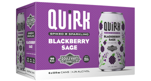 Quirk Blackberry Sage Six Pack Box