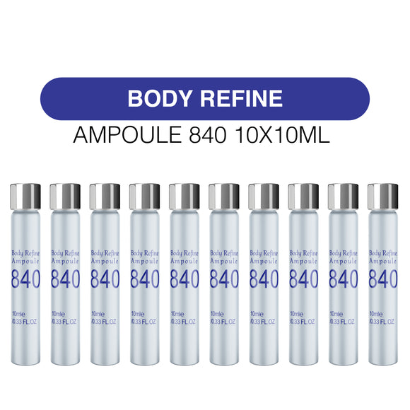 BODY REFINE AMPOULE 840 (10X10ML) [EQE840S-0] - MCO2.0 SUPER DEAL
