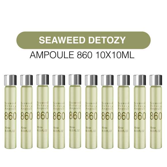 SEAWEED DETOZY AMPOULE 860 10X10ML [EQE860S-0] - MCO2.0 SUPER DEAL