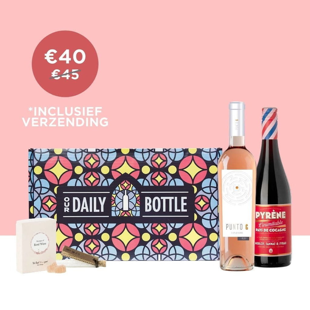 Me Time & Wine box (discount)