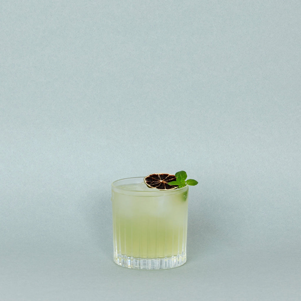 The Mocktailclub Basil and Elderflower