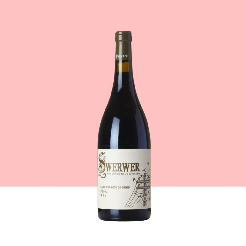 Jasper Wickens Shiraz