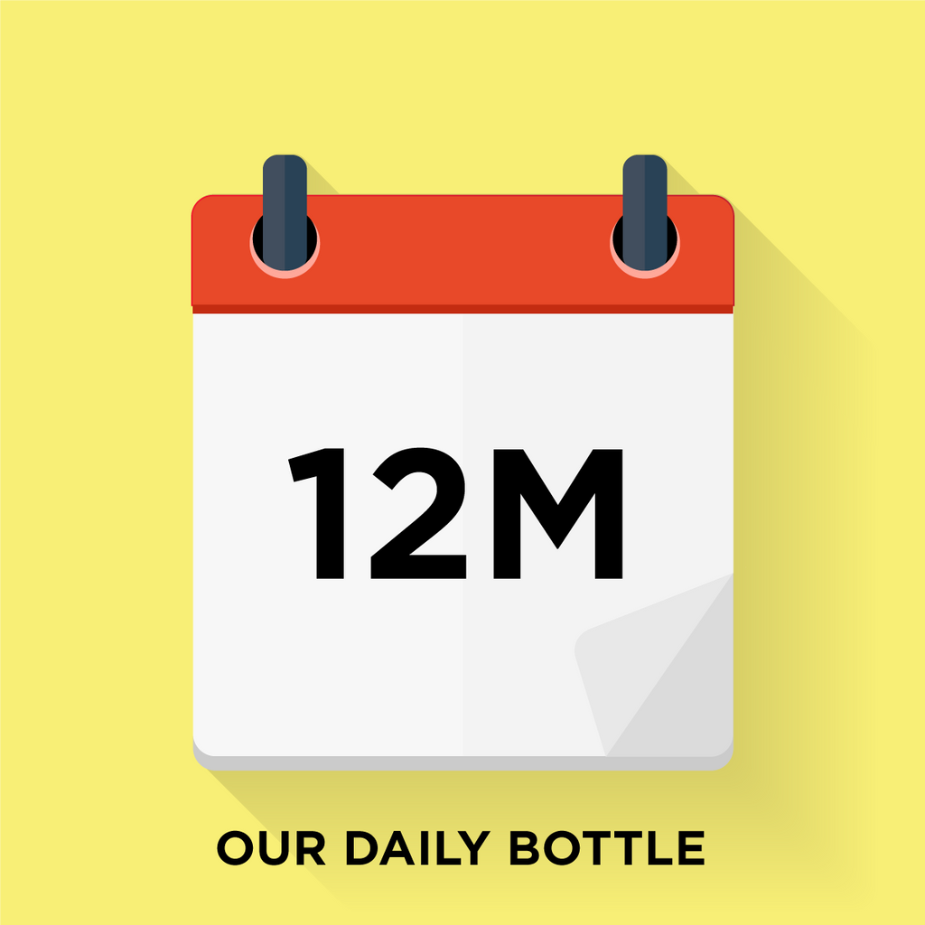 Our Daily Bottle - 12 Month Gift Prepay