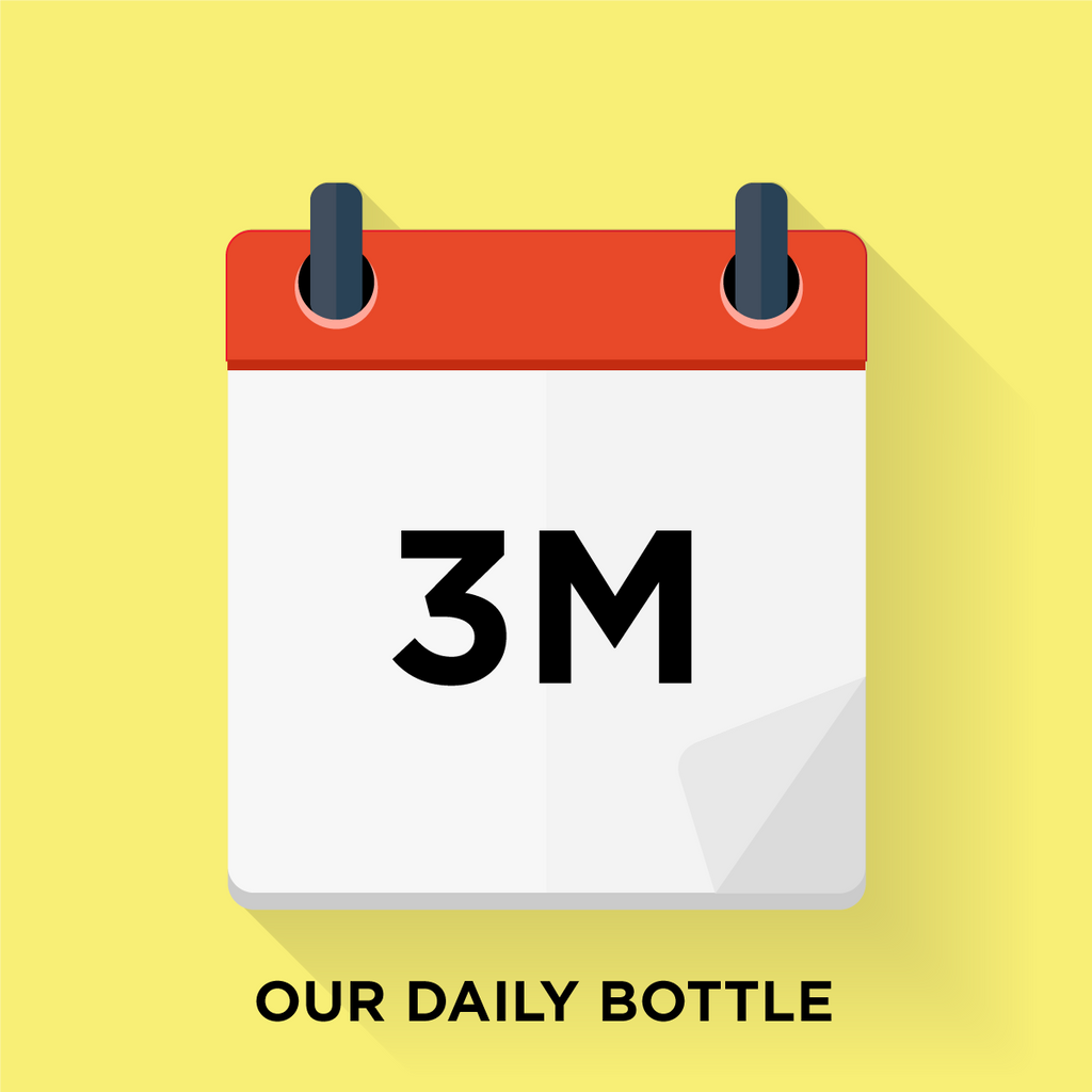 Our Daily Bottle - 3 Month Gift Prepay