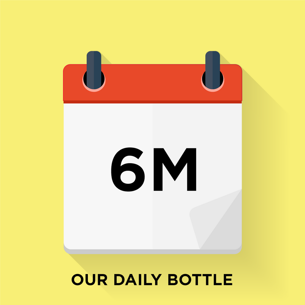 Our Daily Bottle - 6 Month Gift Prepay