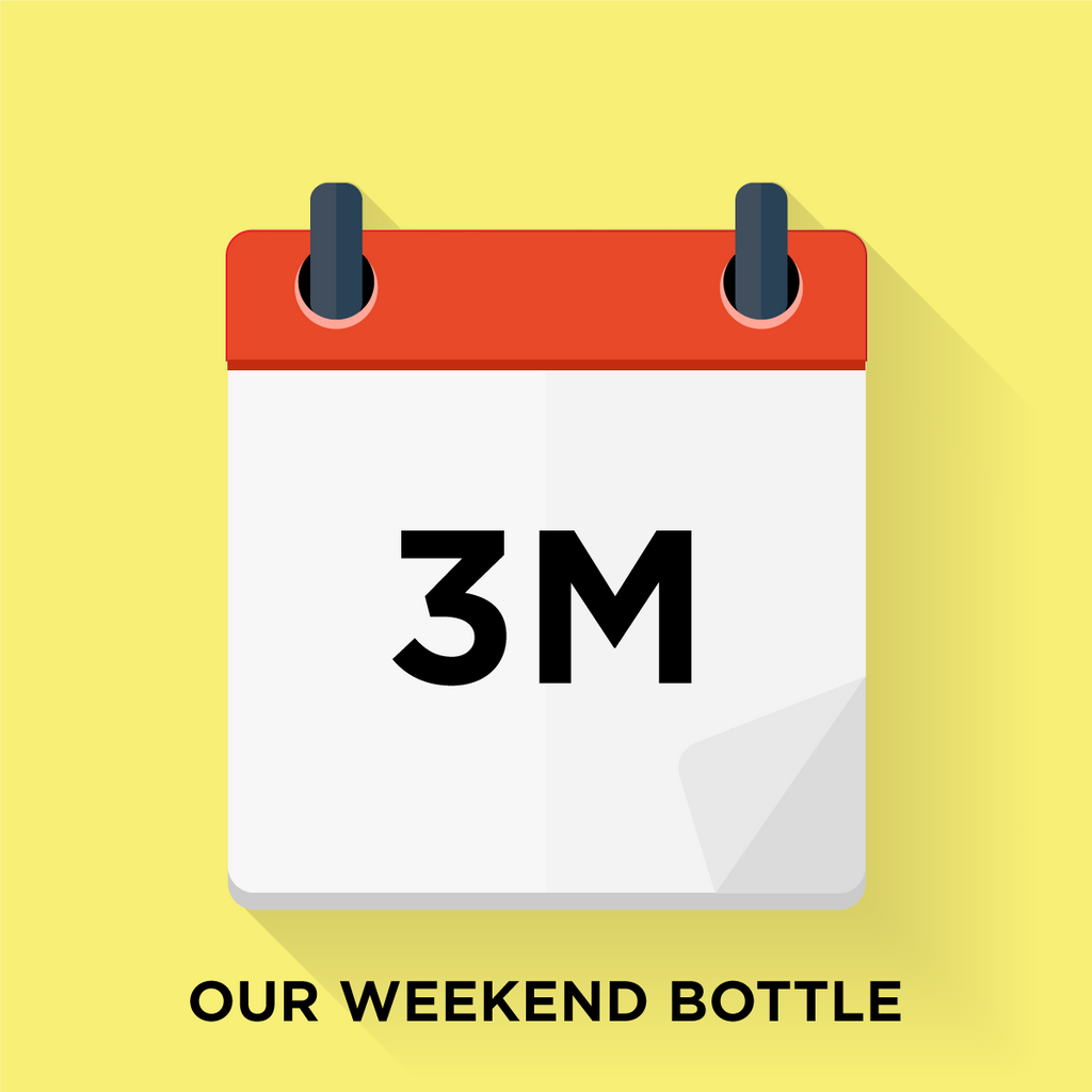 Our Weekend Bottle - 3 Month Gift Prepay