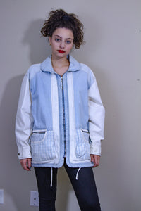 Vintage East West Denim Jacket