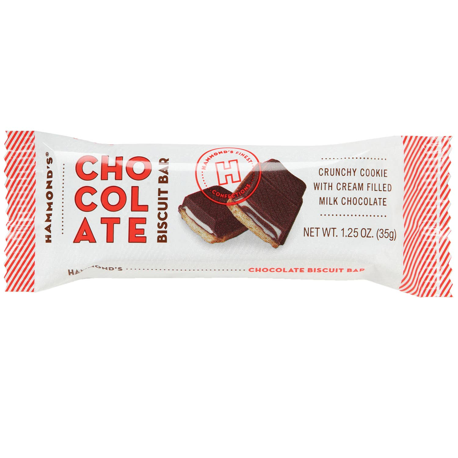 Chocolate Biscuit Bar 1.2 oz