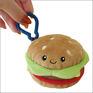 "Micro Squishable Hamburger (3"")"
