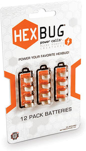 HEXBUG 12-pack Batteries