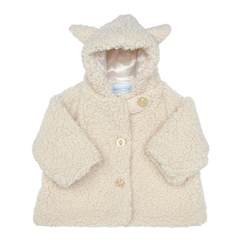 Lamby Lamb Coat (6 to 12 Months)