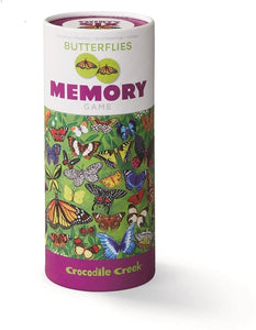 Butterflies Memory Game
