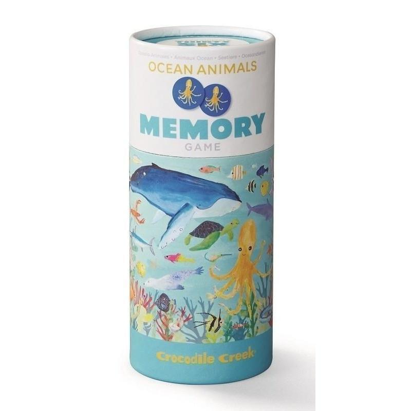 Ocean Animals - Memory Game
