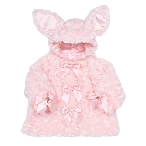 Cottontail Bunny Coat (12 to 24 Months)