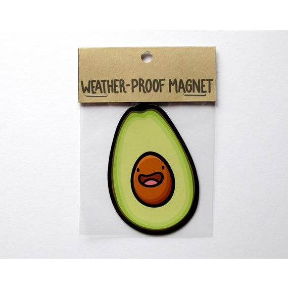 Avocado Weatherproof Magnet