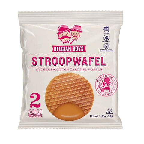 Stroopwafel Duo Pack
