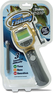 Electronic Sport Fishing Game