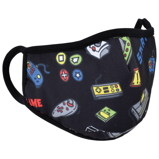 LEVEL UP FACE MASK - CHILDREN'S SIZE