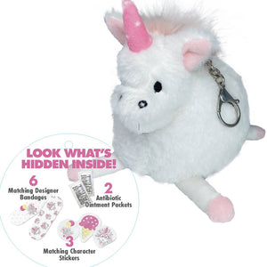 Lily Unicorn Keychain Plushies