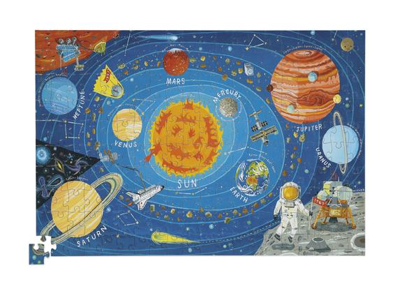 200 pc Puzzle Poster / Space