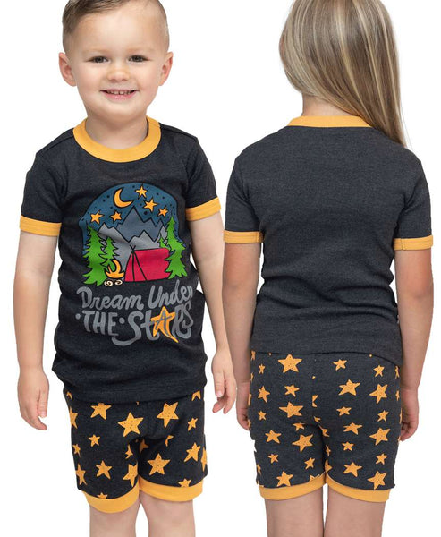 """Dream Under the Stars"" Kid PJ Set"