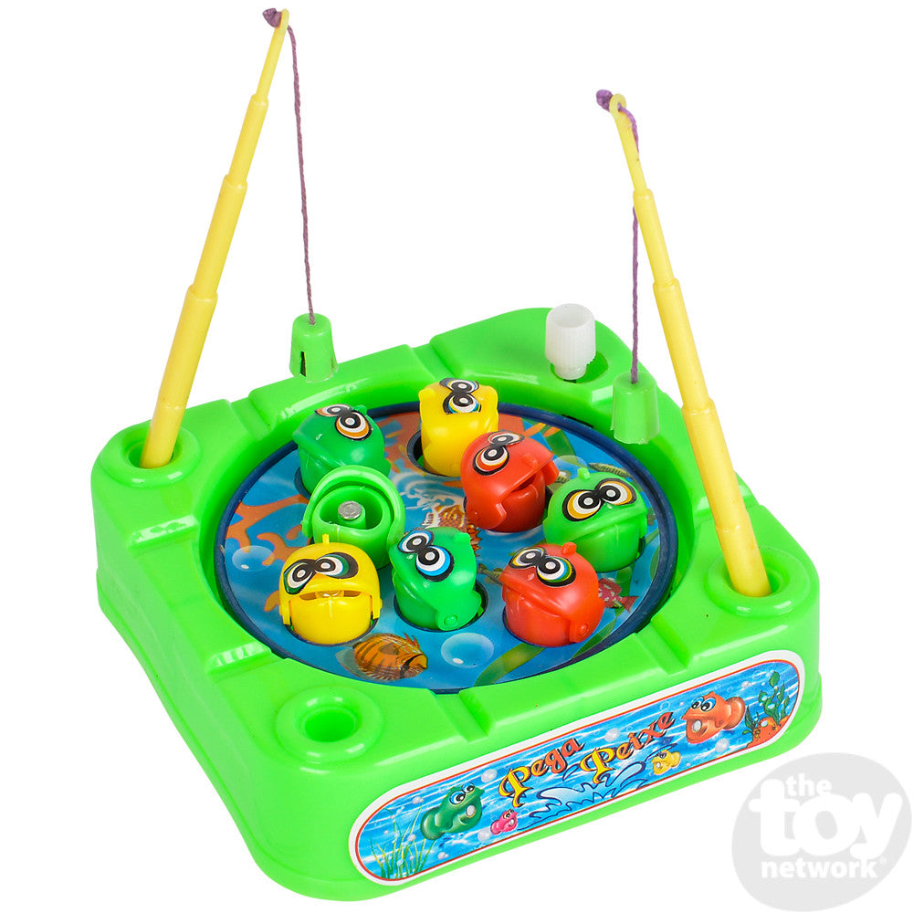 "3.5"" WIND UP FISHING GAME"