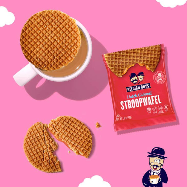 Stroopwafel Single Pack