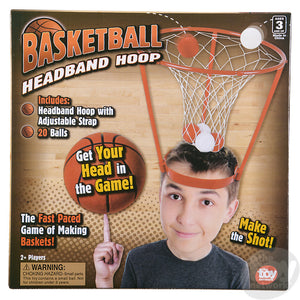 HOOP HEAD GAME