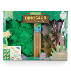 Ultimate Dinosaur Time Baking Party Set
