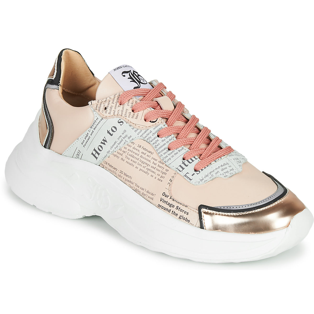 Sneakers basse John Galliano 3645