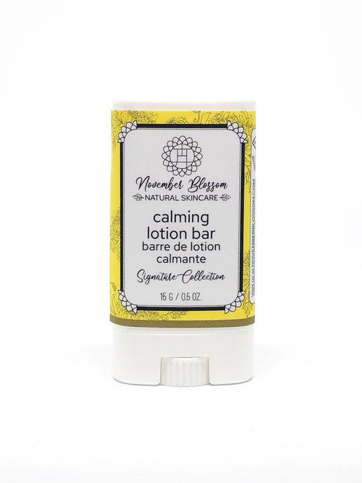 Calming Lotion Bar - Signature Collection