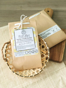 Eco-Refill Pouch - Bump & Body Butter - Budding Love Collection