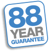 muggi 88 year guarantee