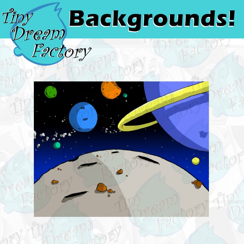 Backgrounds Clipart Set #01
