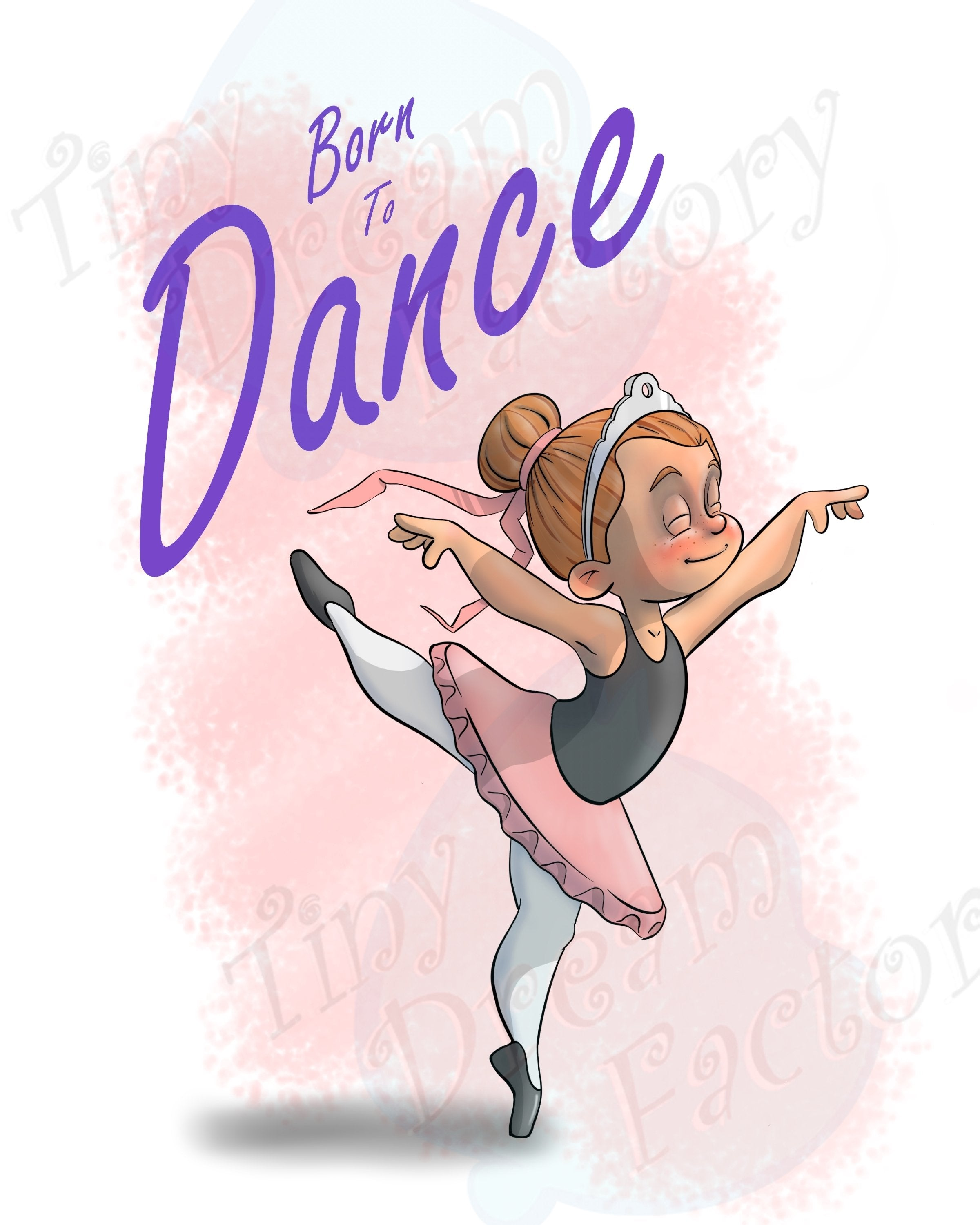 Dancer - Born To Dance - Tiny Dream Factory