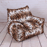 Bean Bag  Lounger  Sofa Chairs seat living room furniture Without Filling  lazy seat zac Beanbags Levmoon Beanbag Chair Shell