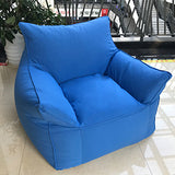 Copy of Bean Bag  Lounger  Sofa Chairs seat living room furniture Without Filling  lazy seat zac Beanbags Levmoon Beanbag Chair Shell